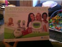 Double electric breastpump (unused and unopened)