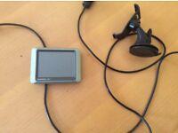 Portable Sat Nav for car