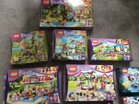 Large Collection of Lego Friends - Immaculate