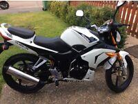 125cc skyjet motorbike
