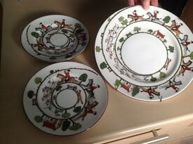 Staffordshire Collectabe Plates