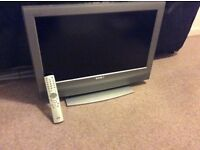 "Sony Bravia LCD 28"" Colour TV"