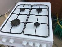 Gas cooker freestanding 50cm, excellent condition