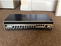 Gallien Krueger Backline 600 Bass Amp / Head