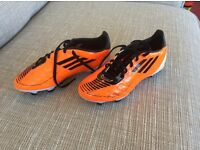 F50 Adidas Junior Football Boots size 1