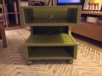 Vintage Ikea media unit