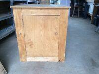 Workshop bench/cupboard