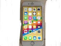 iPhone 6 silver 16GB O2