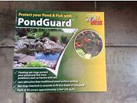 Pondguard Heron deterrent