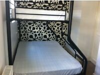 Trio Bunk Bed (Double bed + single bed)