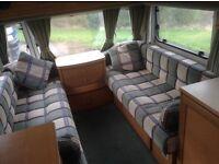 Avondale AVOCET luxury caravan 2003/4 model