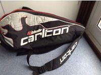 Carlton badminton racket bag