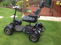 Deluxe sigle seat golf buggy