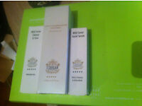 3 x WILD CAVIAR ANTI-AGEING PRODUCTS BY PAULA DUNNE COUGAR GREAT GIFT SET NEW RRP £60