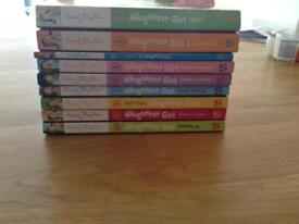 Naughtiest Girl book collection