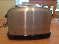 Russel Hobbs two slice toaster 1100 watt