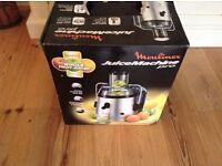 Moulinex Juice Machine Pro