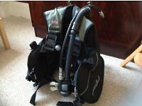 Buddy Sport BCD in very good condition size medium