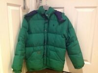 Authentic Ralph Lauren Polo boys Puffer jacket (age 14-16)