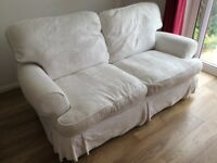 Sofa with machine washable covers