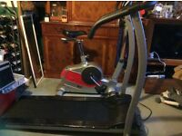 A brand new treadmill for a quick sale