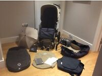 Bugaboo Cameleon all accessories incl buggy board and nappy bag