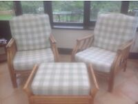 Garden/Conservatory Chair Set
