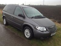 Chrysler Voyager Diesel Automatic spares or repair