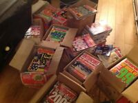 Autosport magazines job lot from October 1991 to October 2002