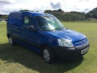 CITREON BERLINGO 1,9 LOW MILES VERY CLEAN EXCELLENT CONDITION FULL YEAR MOT PRIVATLY OWNED SPARE KEY