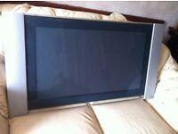 "Sony KDE-P37XS1 37"" 1080i Flat Screen Plasma Television"