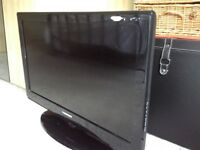 """Blaupunkt 32"""" LCD TV with remote control"""