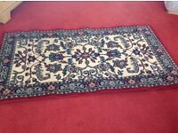 Lovely Persian rug - £20 ONO