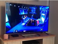 """49"""" LG HD SMART TV"""