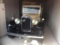 BEAUTIFUL VINTAGE AUSTIN 16 1934