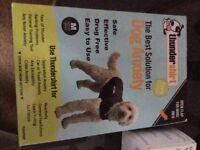 THUNDERSHIRT FOR DOGS MEDIUM SIZE £20
