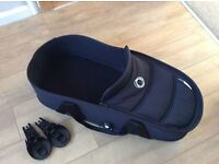 Bugaboo bee 3 carrycot black