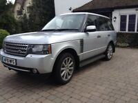 RANGE ROVER VOGUE 2010 3.6 DIESEL AUTOMATIC FULLY LOADED FULL SERVICE HISTORY