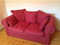 Sofa Bed Jay Be Double Excellent Condition