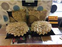Cushions cheap job lot