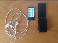 iPod Nano 16GB with earpods