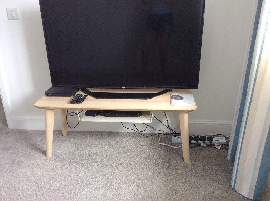 Ikea Uppleva Televisie : Ikea lisabo tv bench in robroyston glasgow gumtree