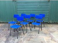 7 Small School / Nursery Chairs