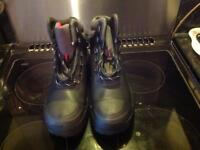 Uvex Safety Boots Size 8