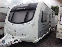 Swift Conqueror 530 2011 caravan
