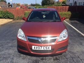 VAUXHALL VECTRA DIESEL ,One owner from new.only 65000 miles .very good condition. Long MOT