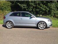 Audi A3 S line 2 litre TDI