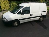 2006 Citroen Dispatch 1.9L