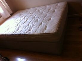 4ft Small Mattress Firm To Medium.
