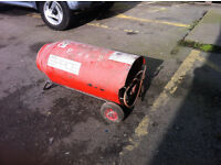 workshop large gas space heater